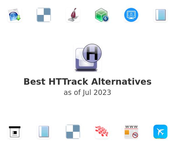 Best HTTrack Alternatives