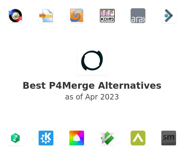 Best P4Merge Alternatives