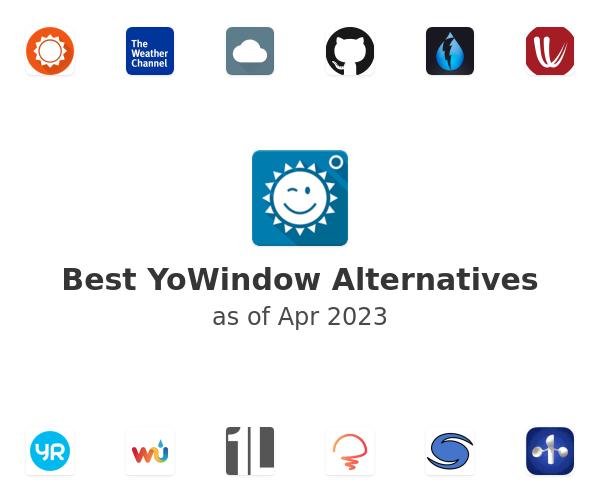 Best YoWindow Alternatives