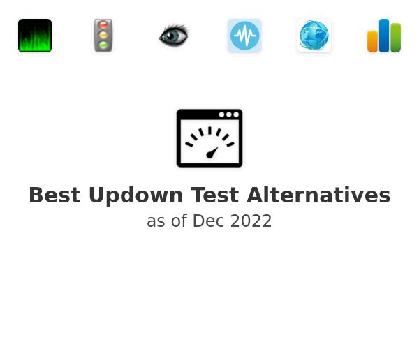 Best Updown Test Alternatives