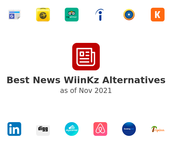 Best News WiinKz Alternatives