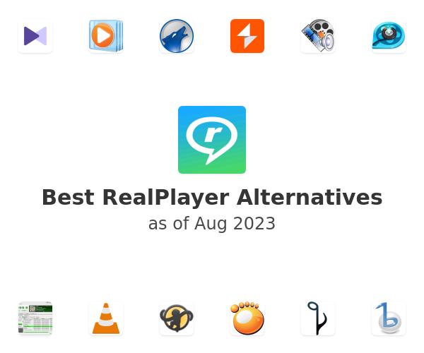 Best RealPlayer Alternatives