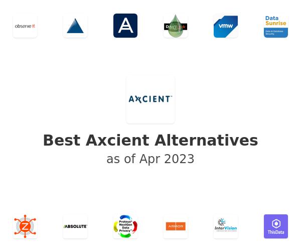 Best Axcient Alternatives
