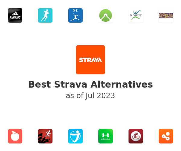 Best Strava Alternatives
