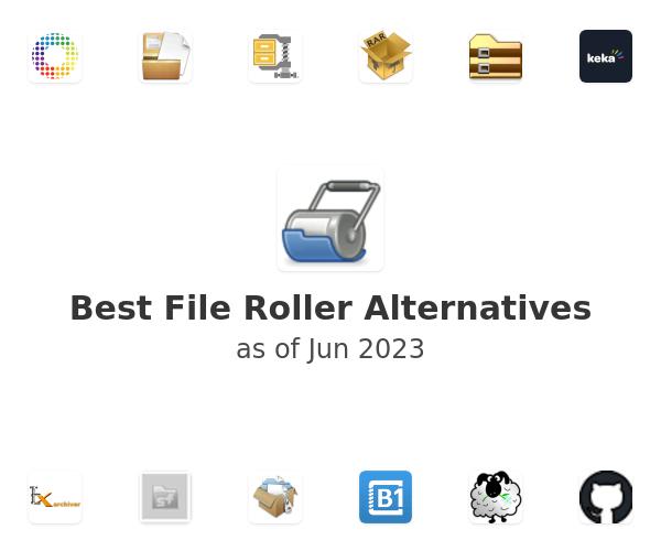 Best File Roller Alternatives