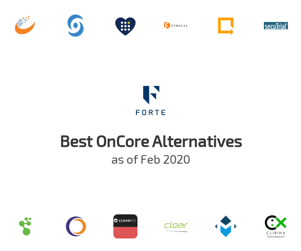 Best OnCore Alternatives