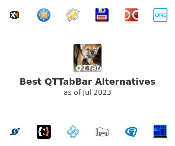 Best QTTabBar Alternatives