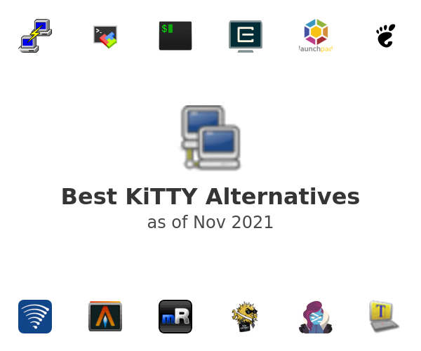 Best KiTTY Alternatives