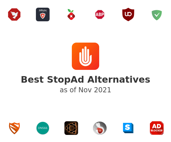 Best StopAd Alternatives