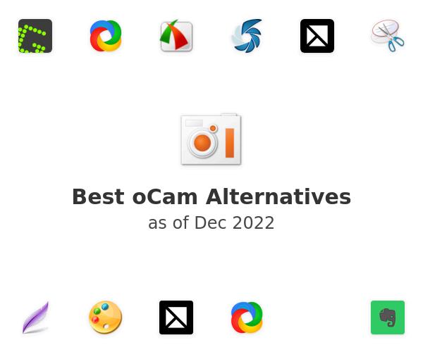 Best oCam Alternatives