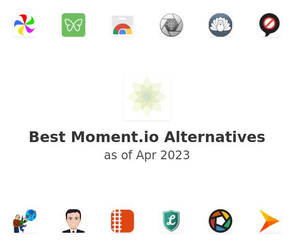 Best Moment Alternatives
