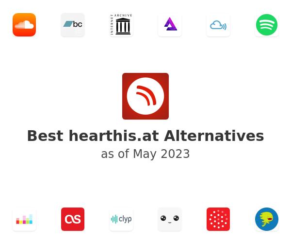 Best hearthis.at Alternatives
