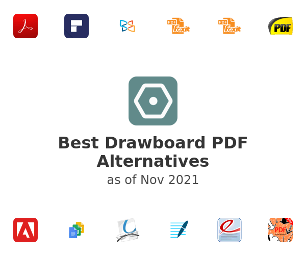 Best Drawboard PDF Alternatives