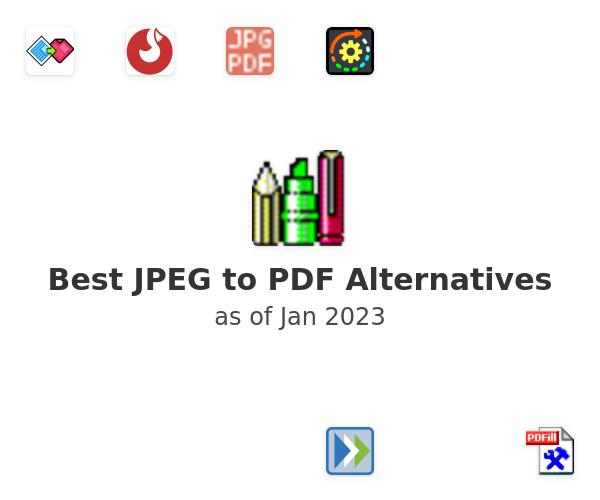 Best JPEG to PDF Alternatives