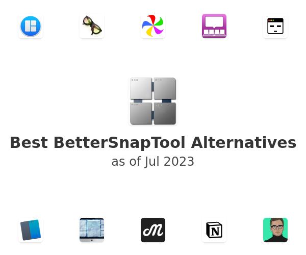 Best BetterSnapTool Alternatives