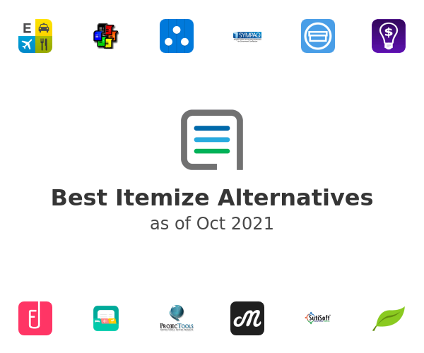 Best Itemize Alternatives