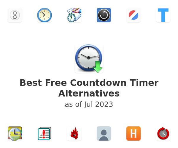 Best Free Countdown Timer Alternatives