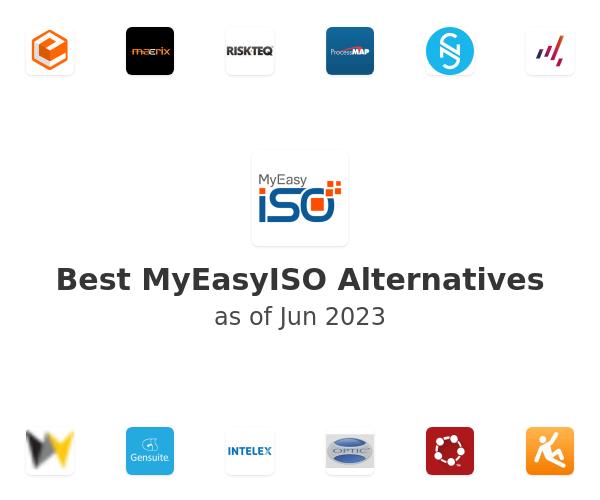 Best MyEasyISO Alternatives