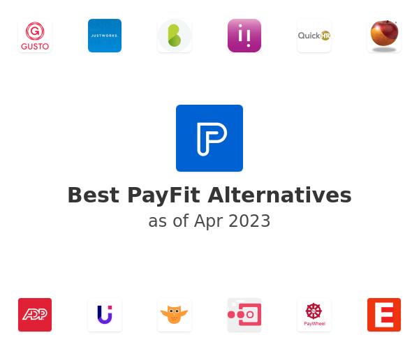 Best PayFit Alternatives