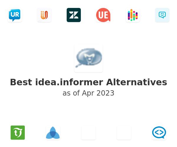 Best idea.informer Alternatives