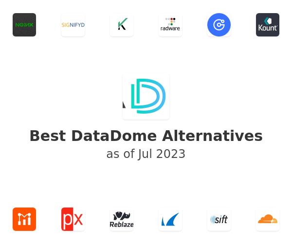 Best DataDome Alternatives