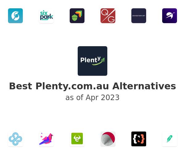 Best Plenty.com.au Alternatives
