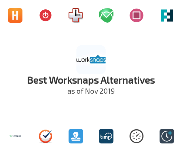 Best Worksnaps Alternatives