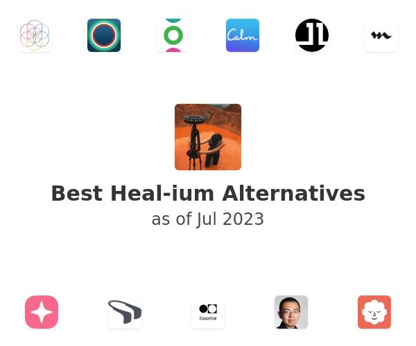 Best Heal-ium Alternatives