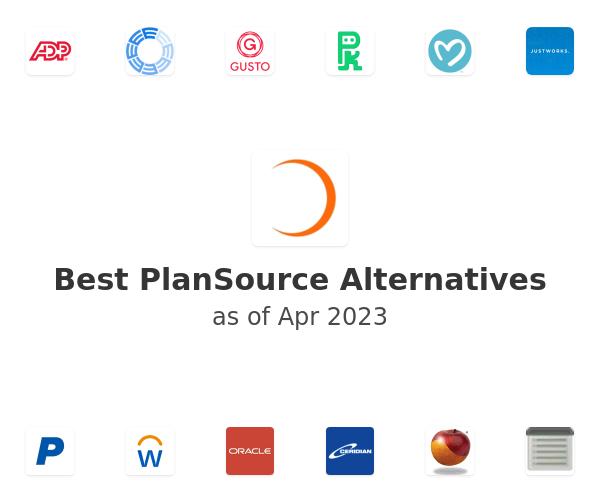 Best PlanSource Alternatives