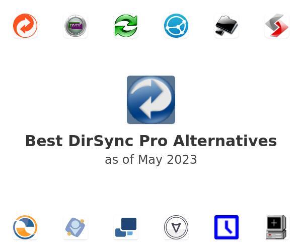 Best DirSync Pro Alternatives