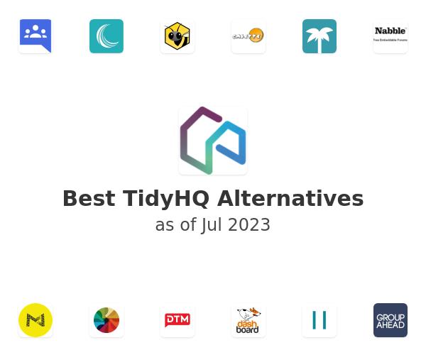 Best TidyHQ Alternatives