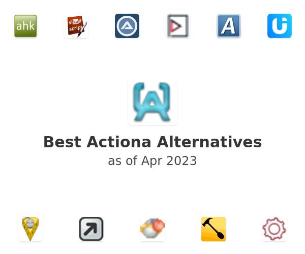 Best Actiona Alternatives
