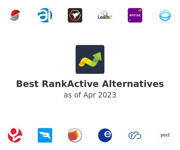 Best RankActive Alternatives