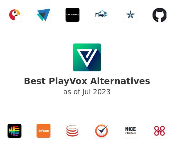 Best PlayVox Alternatives