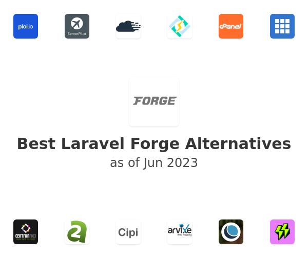 Best Laravel Forge Alternatives