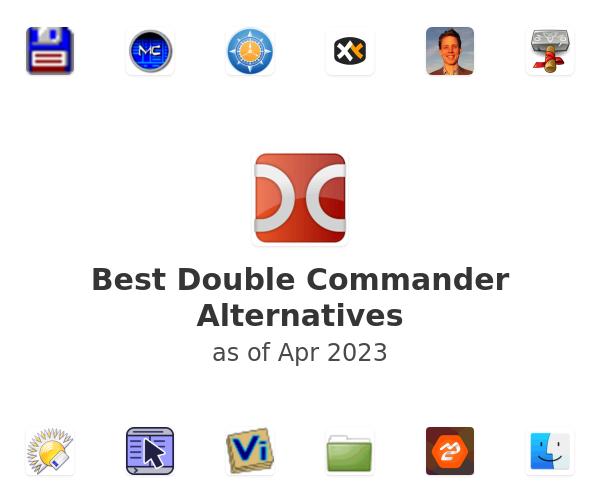Best Double Commander Alternatives