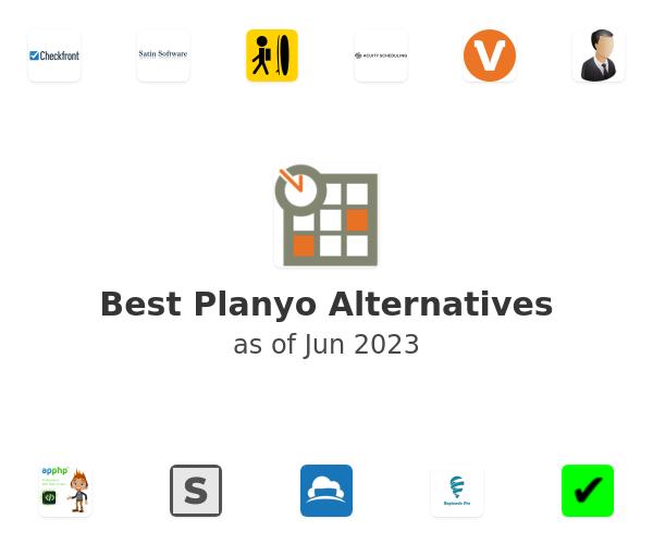 Best Planyo Alternatives