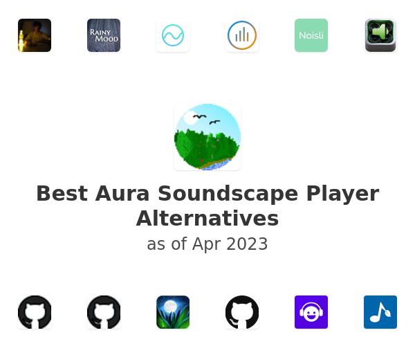 Best Aura Soundscape Player Alternatives