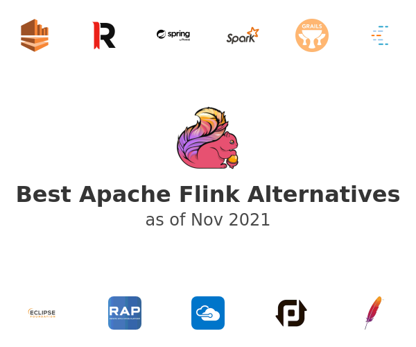 Best Apache Flink Alternatives