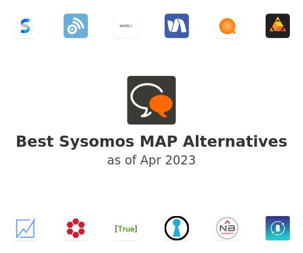 Best Sysomos MAP Alternatives