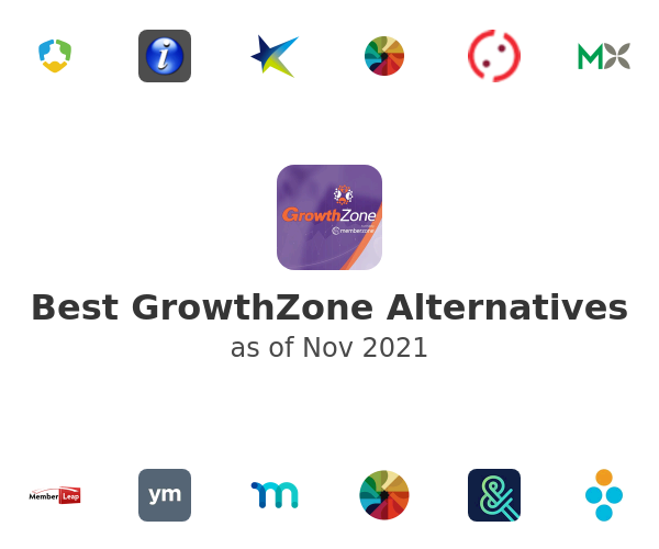 Best GrowthZone Alternatives