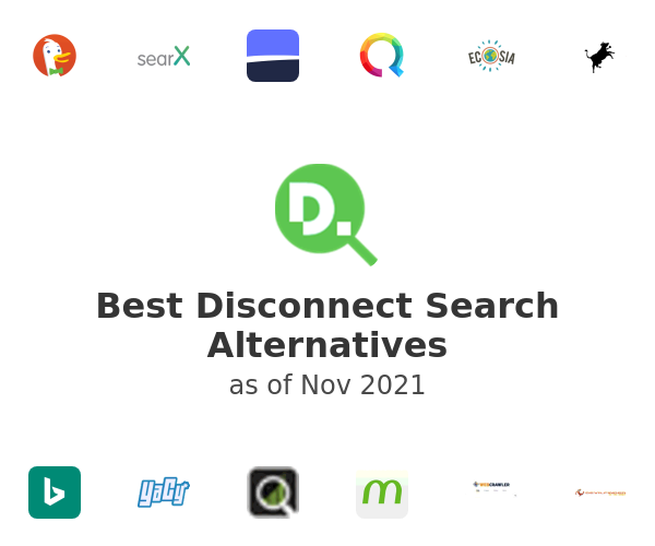 Best Disconnect Search Alternatives