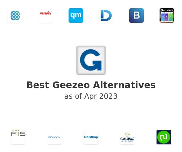 Best Geezeo Alternatives