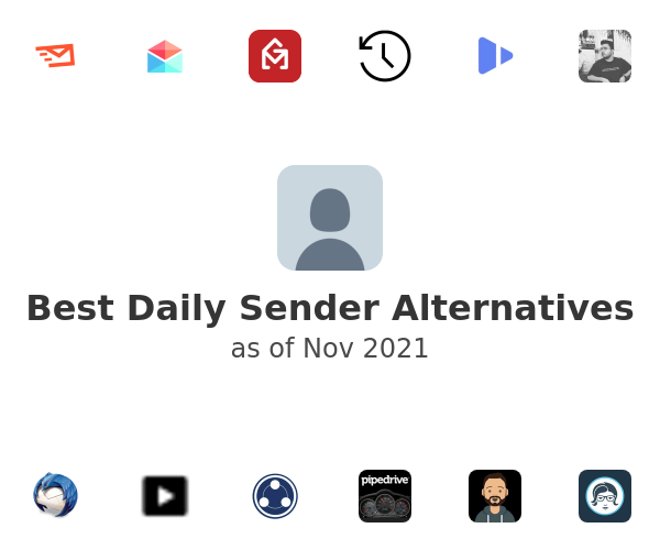 Best Daily Sender Alternatives