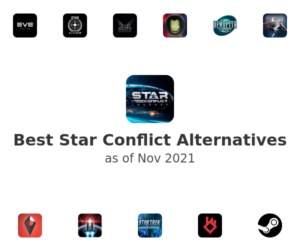 Best Star Conflict Alternatives