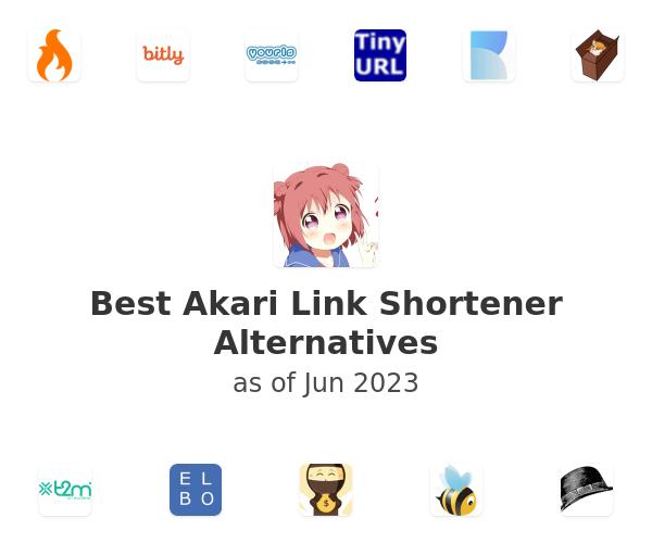Best Akari Link Shortener Alternatives
