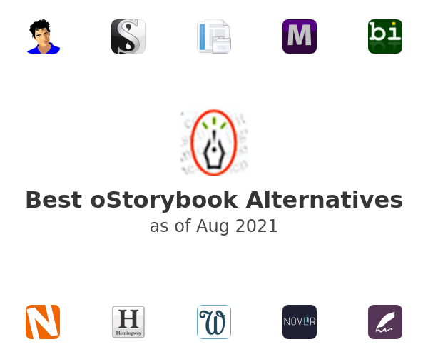 Best oStorybook Alternatives