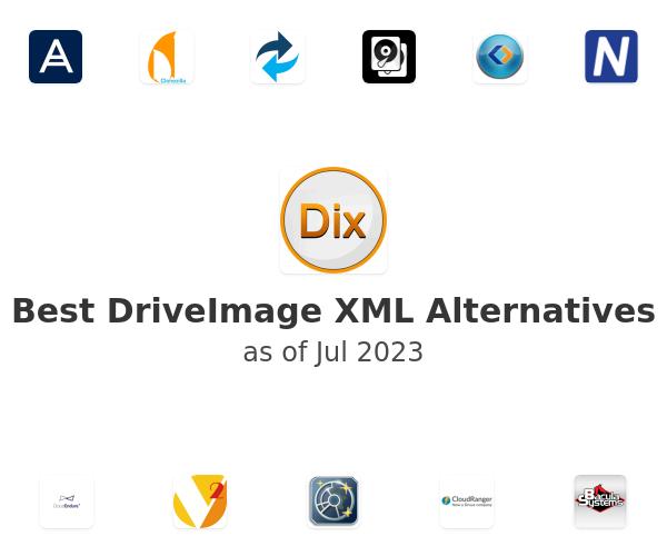 Best DriveImage XML Alternatives