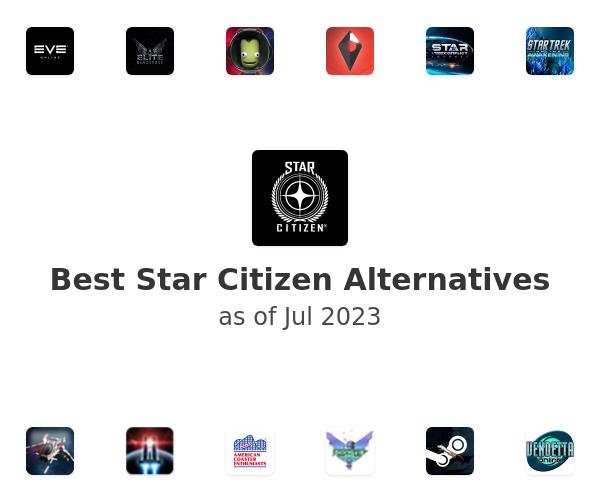 Best Star Citizen Alternatives