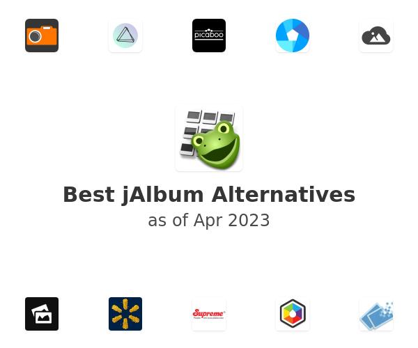 Best jAlbum Alternatives